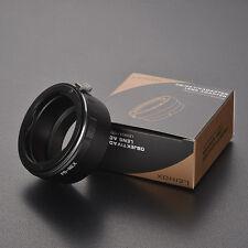 LEINOX PB-NEX Adapter for Praktica PB mount Lens to Sony E-mount A7II A7R A7M2
