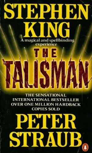 The Talisman by Straub, Peter 0140071865 The Cheap Fast Free Post