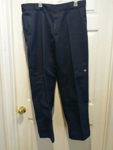Navy Blue dickie pants size 38,mens