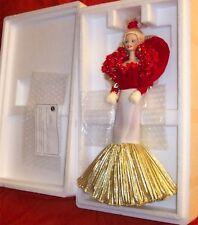 50th Golden Anniversary Porcelain Barbie doll NRFB 50th Anniversary Barbie