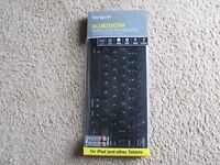 Brand Targus Bluetooth Wireless Keyboard For Tablets Akb33us