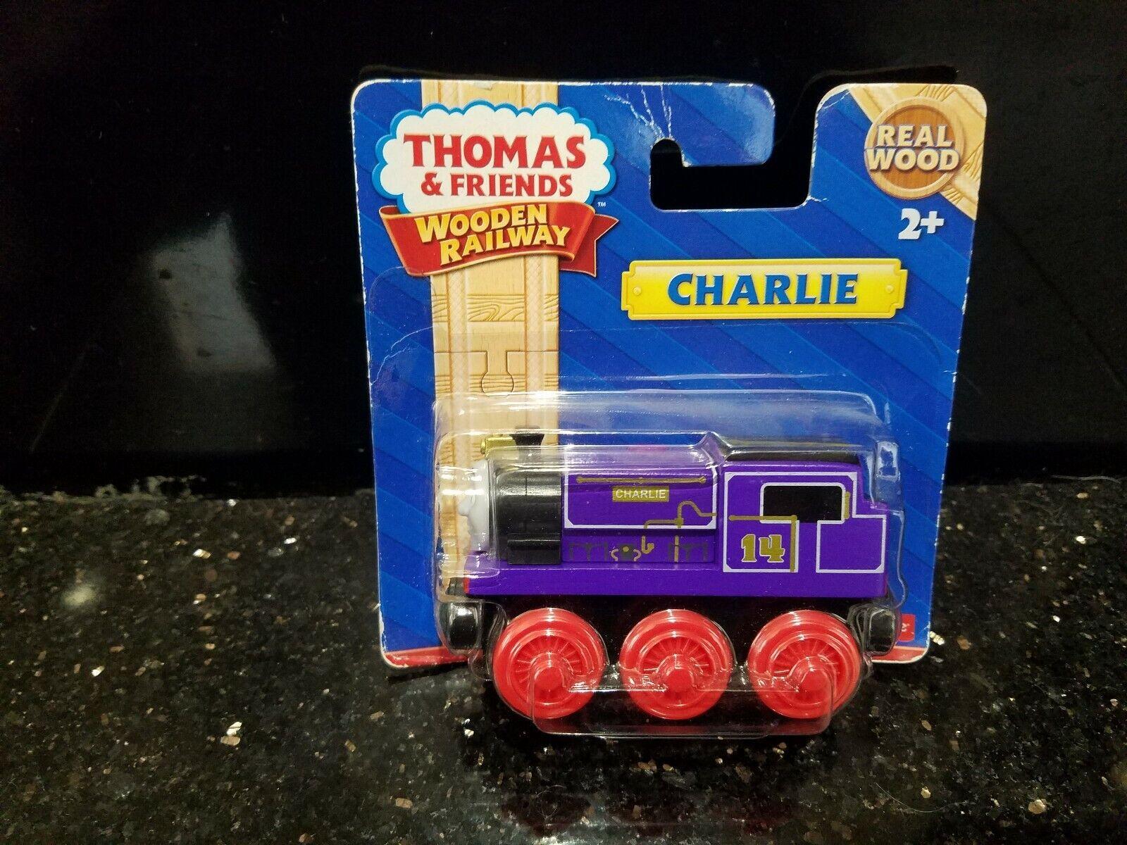 Charlie (Y4402) Thomas &vänner Tank Train Motor träen järnvägway Sealed NEW