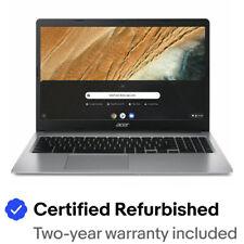 "Acer Chromebook 315 15.6"" Celeron N4000 4GB Ram 32GB eMMC Chrome OS"