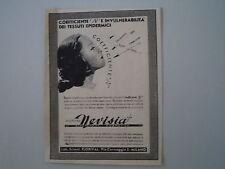 advertising Pubblicità 1946 CREMA NEVISIA - FLORIVAL MILANO