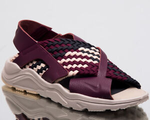 Nike Wmns Air Huarache Ultra Sandal Women New Lifestyle Bordeaux ... 8e0a39d0c