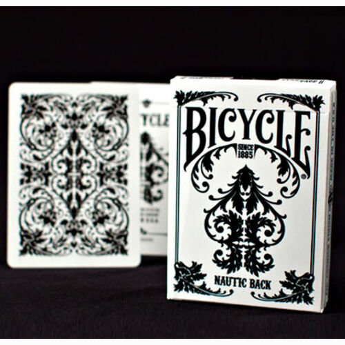 Carte Bicycle Nautic White