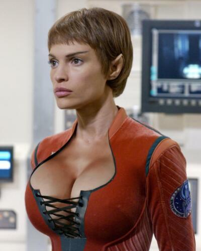 Jolene Blalock Star Trek Enterprise 8x10 Photo #C143
