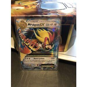 Mega Pidgeot EX 65/108 - Ultra Rare H…