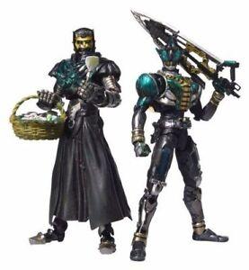 S. I. C.volume 44 Masqué Kamen Rider Zeronos & Deneb Imagin Figurine Articulée