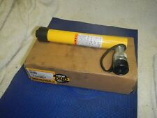 "ENERPAC RC-57 DUO HYDRAULIC CYLINDER 5 TON 7"" STROKE NEW"