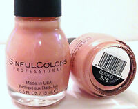 Sc Sinful Colors Professional Nail Polish 578 Genteel Iridescent