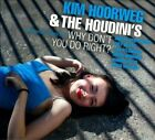 Why Don't You Do Right? [Digipak] * by Kim Hoorweg (CD, 2011, Challenge Records)