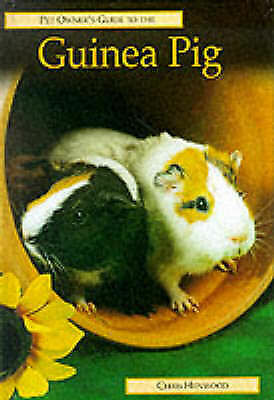 1 of 1 - Pet Owner's Guide to the Guinea Pig, Chris Henwood, New Book