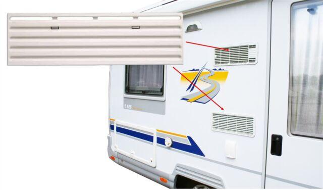 Thetford SRC Winter Fridge Vent Cover Beige Caravan 62445557