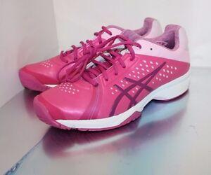 Details about Women's ASICS GEL Court Bella Tennis Shoe, BerryPlum Size US 7