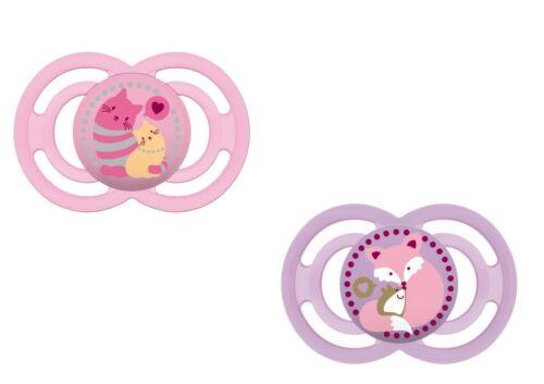 Baby anneau de dentition tétine sucette tétine mamelon 0m+//6m 12m garçon//fille MAM Parfait