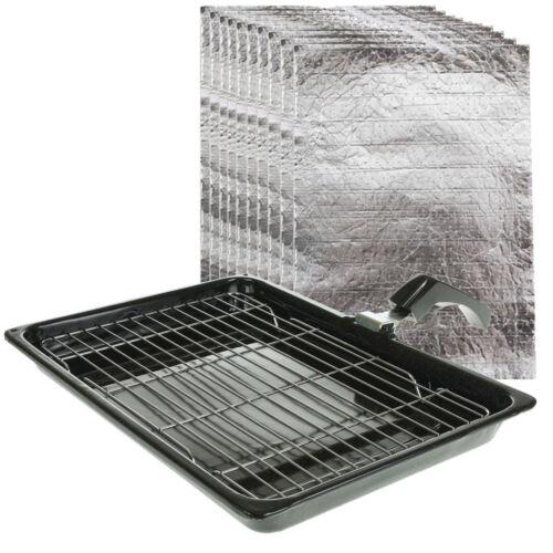 GRILL PAN Handle Rack inserto protettivo grasso Vassoio Pastiglie Per Neff Forno cucine economiche
