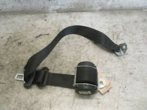 Seat Belt Rear Left 2 Seat Row Vauxhall Zafira B (A05) 1.9 CDTI 13242321
