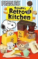 Snoopy Retro Kitchen Re-ment Miniature Blind Box