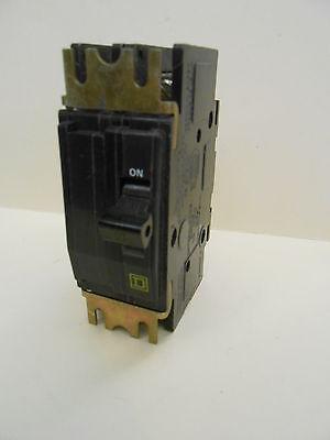 SQUARE D CIRCUIT BREAKER QOU 110  10AMP 120//240 VAC         W287