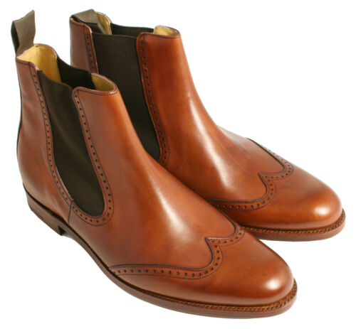 Boot Gentleman's Uk Luxembourg 6 5 Size Chelsea Modern Barker Rosewood Calf gE0EfH