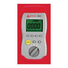 Amprobe Amb 25 Digital Insulation Tester With 1000v Dc Max Test Voltage