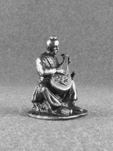Metal Soldier Figures Ukrainian Cossack Bandura Player 1//32 scale Figures 54mm