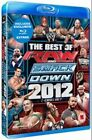 WWE - Best Of Raw And Smackdown 2012 (Blu-ray, 2013, 2-Disc Set)