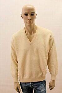 Maglione-TRUSSARDI-Uomo-T-Shirt-Felpa-Jersey-Pull-Man-Sweater-Sueter-Taglia-XL