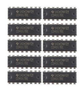 10x-CD4017-4017-DECADE-COUNTER-DIVIDER-IC-CD4017BE