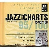 Various - Jazz in the Charts, Vol. 95/100 (A Kiss to Build a Dream On)  CD  NEW