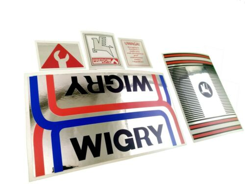set 24 Details about  /Romet Bicycle Stickers Decals Transfers Vintage Romet Wigry