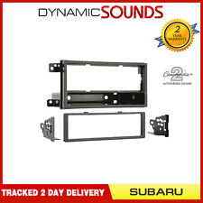 To Fit A Subaru Impreza 2015 On Car Stereo Double Din Fascia Panel CT23SU12