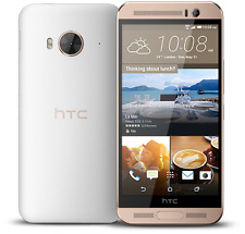 "New 4G LTE HTC One ME 32GB 3GB Dual SIM 5.2"" 20MP Fingerprint Sensor - Rose Gold"
