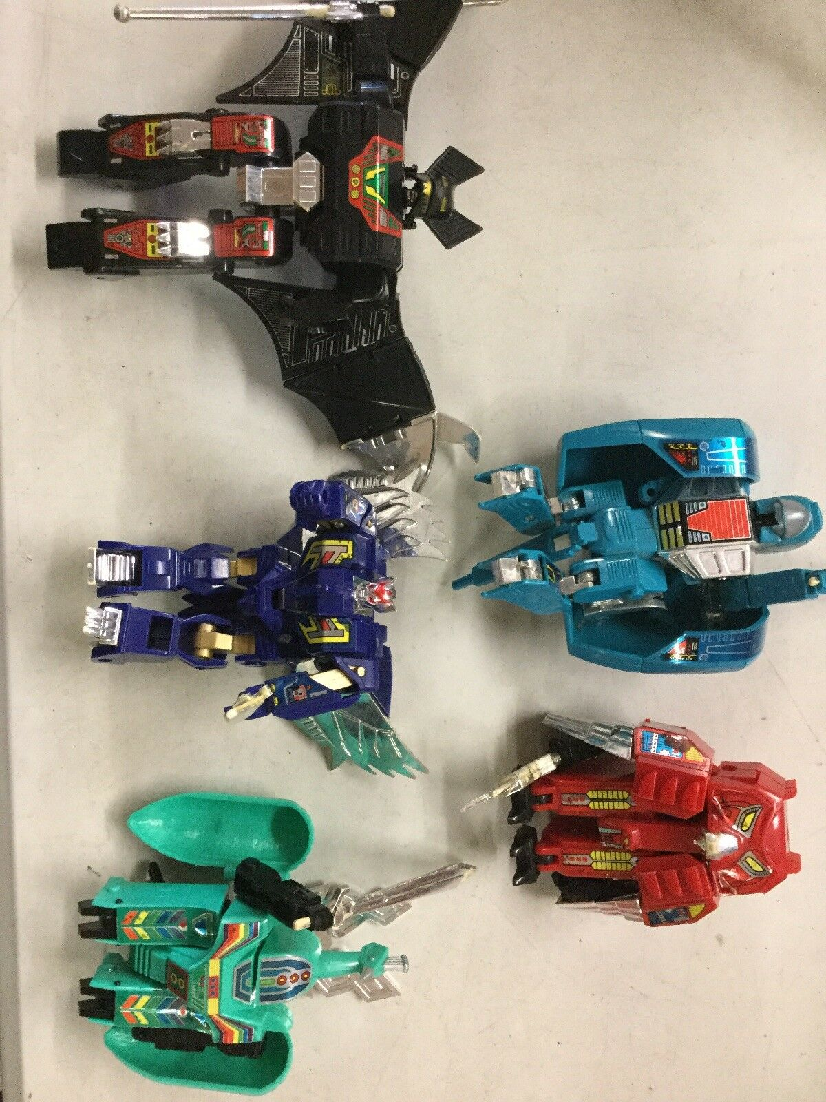 Select Stiefelleg Robots Lot 1894
