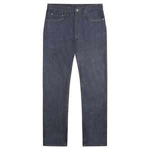 Community-Clothing-Men-039-s-Straight-Cut-Jeans-34-034-Leg
