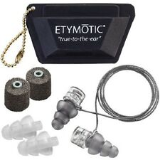 Etymotic ER20XS Universal Fit High Fidelity Musician Ear Plugs With Accessories