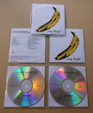 THE VELVET UNDERGROUND & NICO S/T 45th Anniversary UK promo 6CD low number: no.3