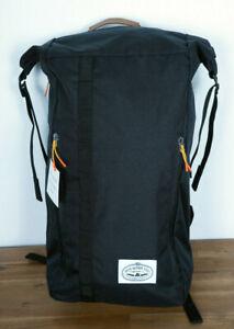 Poler Stuff Rucksack Backpack Elevated Rolltop Black 24L Outdoor Camping