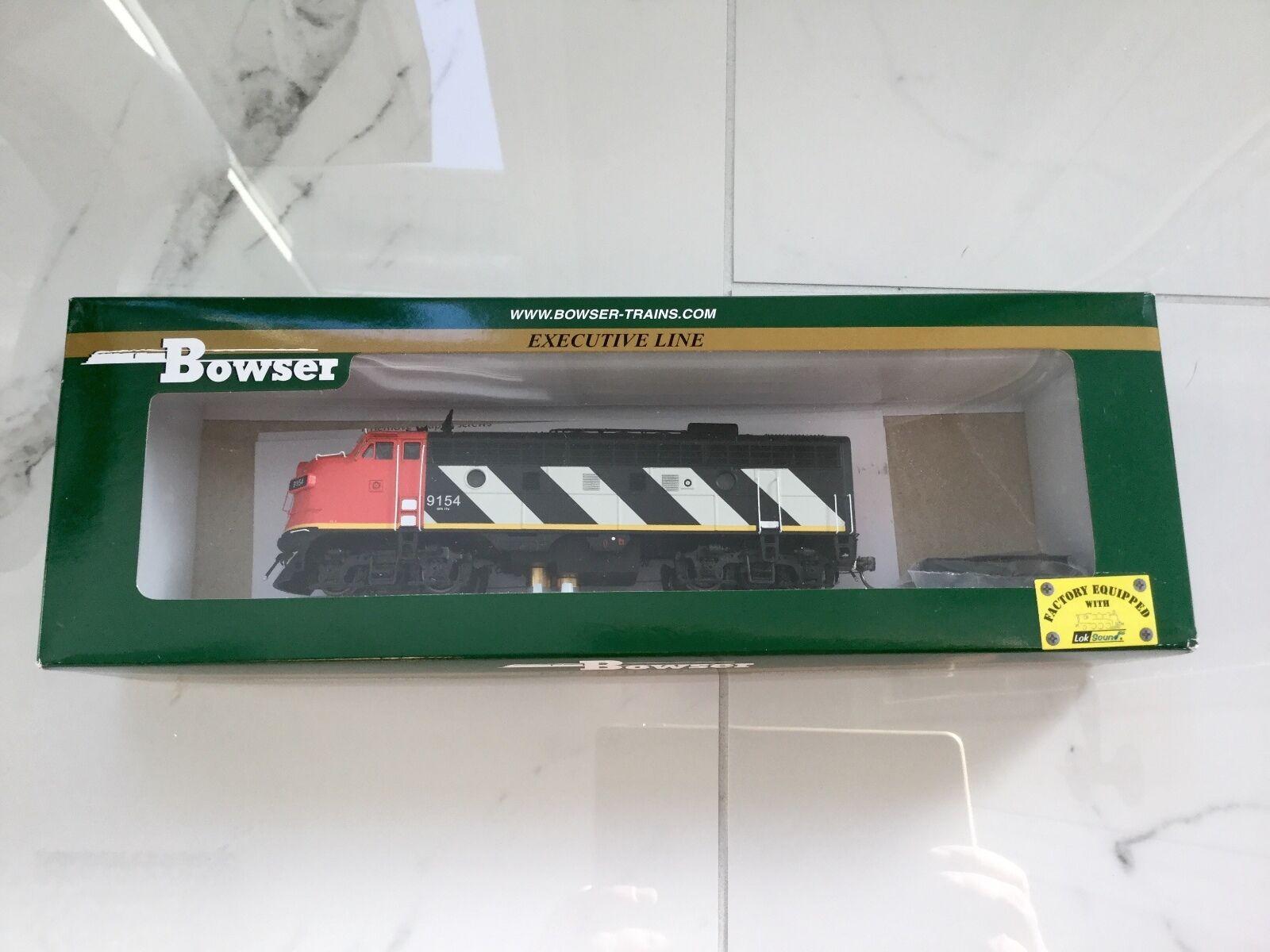 tienda Bowser Ho Escala 1 87 F-7A nacional canadiense DCC DCC DCC y Sonido Rd   9154 F S   24039  Todos los productos obtienen hasta un 34% de descuento.