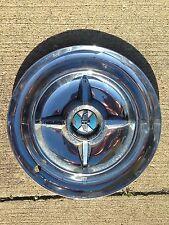 "1956 Dodge Royal Lancer 14"" Hubcap Wheel Cover 56 Single Original"