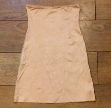 Spanx Slimplicity Half Slip Skirt Shaper - Nude Size L Nwot - Z6