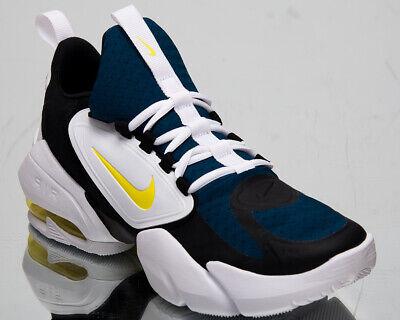 Nike Air Max Alfa Salvaje Hombre Azul Fuerza Entrenamiento Zapatillas AT3378 471 | eBay