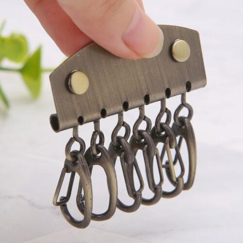 DIY Lobster Clasps Clips Bag Key Ring Hook Keychain Purse Wallet DIY Key Holders