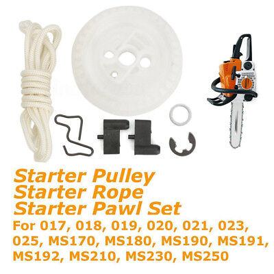 Spring Washer passend für STIHL 021 023 025 MS210 MS230 MS250 Starter Pawl