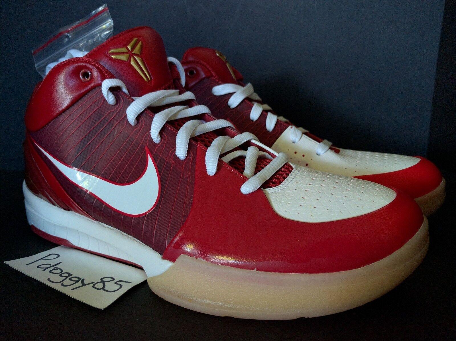 DS Nike Zoom Kobe IV 4 All Star Size 10.5 Prelude FTB ASG MPLS Inline Del Sol V