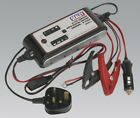 Sealey SMC03 Compact Auto Digital Battery Charger 6v or 12v