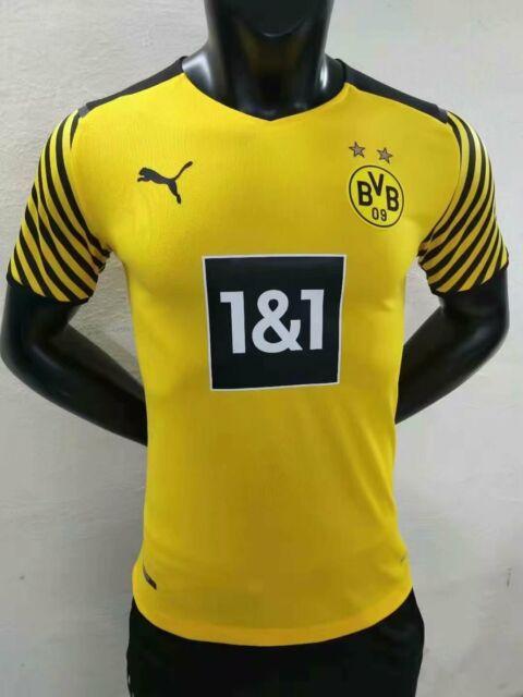 21/22 Borussia Dortmund Bundesliga Germany Soccer Football Jersey Size XXL