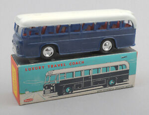 Vintage-Mak-039-s-Hong-Kong-Plastic-Friction-Luxury-Travel-Coach-No-2003-BOXED