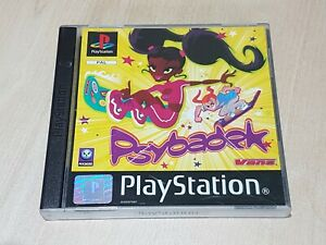Psybadek-PS1-Playstation-1-Game-Uk-Pal-new-not-sealed